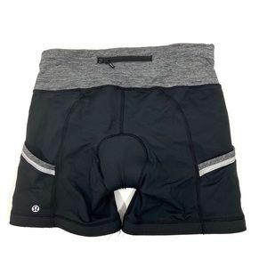 Lululemon bike shorts